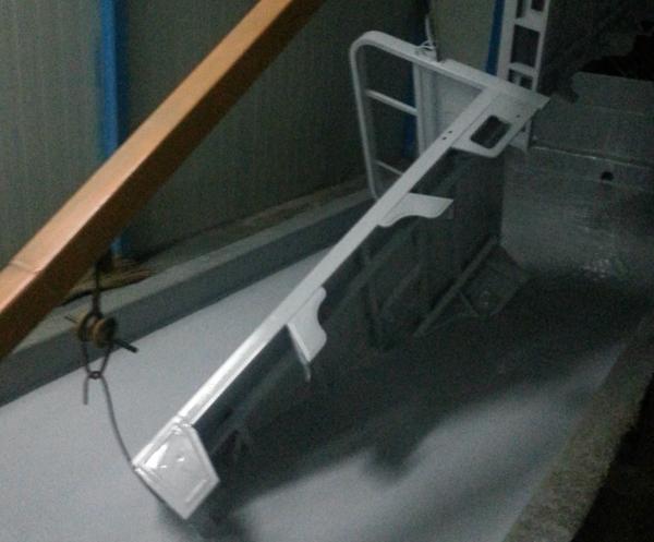 太阳汽车电泳涂装设备